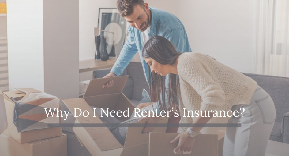 blog image of renters unpacking their possessions into an apartment; they have renters insurance to protect their stuff
